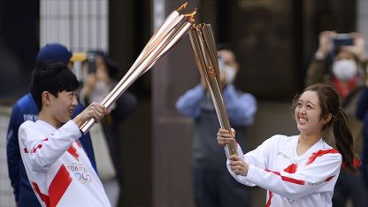 Olimpiyatlar ikinci kez Japonya'da