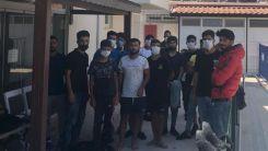 Yunanistan'dan Türkiye'ye geri itilen göçmenler kurtarıldı