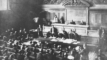 Lozan Antlaşması'nın imzalanmasının üzerinden 98 yıl geçti