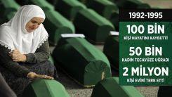 Bosna Hersek'te 'soykırımı inkar etmek' bugünden itibaren suç sayılacak