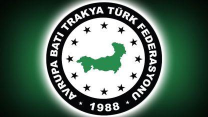 ABTTF: 'Demokrasi değerlerinin Batı Trakya Türk toplumu için geçerli olmadığı ortadadır'