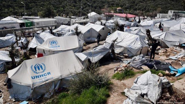 Yunanistan'dan adalardaki göçmenlerin Türkiye'ye gönderilmesi için Avrupa ve Frontex'e mektup