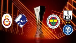 UEFA Avrupa Ligi play-off turunda Fenerbahçe ve Galatasaray'ın rakipleri