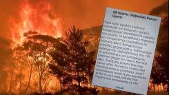 Dikkat! Orman yangınlarına karşı vatandaşlar SMS ile uyarıldı