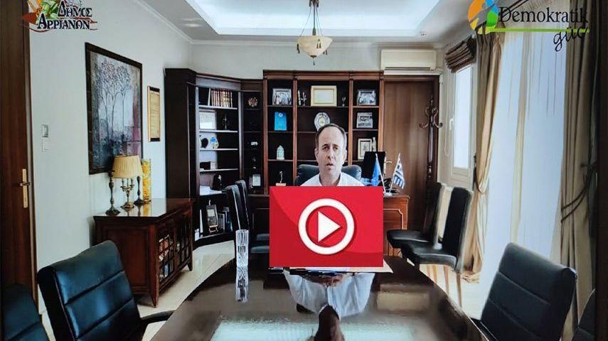 VİDEO I Kozlukebir Belediye Başkanı Rıdvan Ahmet azınlığa seslendi