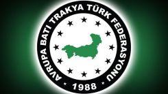 ABTTF'den Yunanistan Dışişleri Bakanlığı'nın açıklamasına tepki