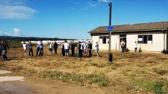 Bosna Savaşı'nın 'ölüm kampı'nda katledilen kurbanlar törenle anıldı