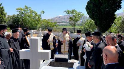 104 Yıl sonra kemikleri Gökçeada'ya gömülen Metropolit Apostol kim?
