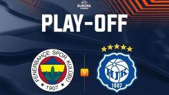 HJK Helsinki, Fenerbahçe'nin play-off turundaki rakibi oldu