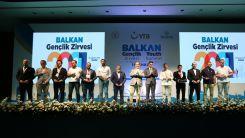 Balkan Gençlik Zirvesi, İstanbul'da gerçekleşti