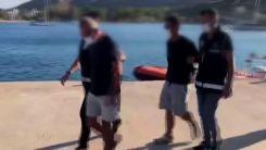 Yunanistan'a kaçmaya çalışan 10 FETÖ şüphelisi yakalandı