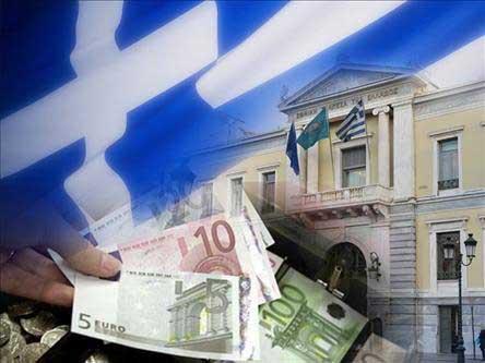 Yunan ekonomisi durmadan daralıyor