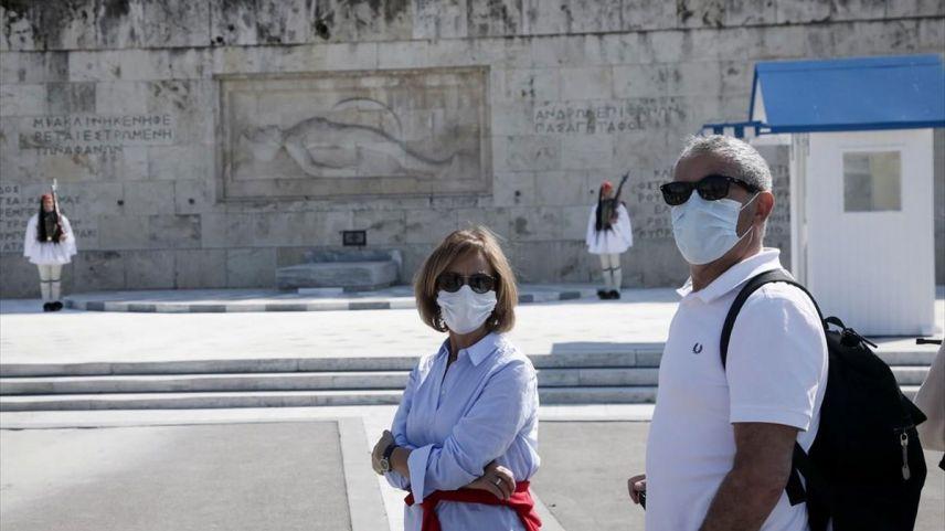 Yunanistan'da son 24 saatte 1948 vaka