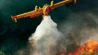 Mustafçova bölgesindeki yangın kontrol altına alındı