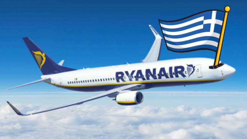 Yunanistan ile Ryanair arasında önemli anlaşma