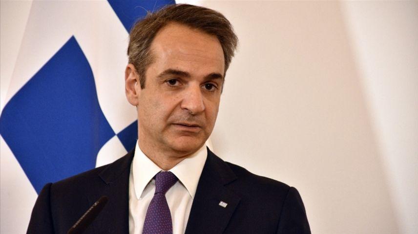 """Miçotakis: """"Göç akınlarının kısıtlanması Türkiye ve Yunanistan'ın yararına"""""""