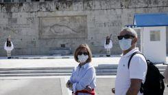 Yunanistan'ın vaka bilançosu açıklandı