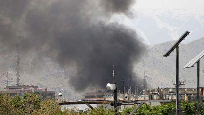 Kabil'de patlama: Çok sayıda ölü ve yaralı var
