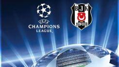 Şampiyonlar Ligi'nde Beşiktaş'ın rakipleri belli oldu