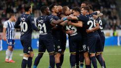Fenerbahçe UEFA Avrupa Ligi'nde gruplara kaldı