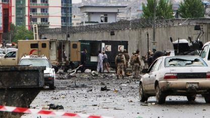 Kabil'deki terör saldırılarında en az 110 kişi hayatını kaybetti