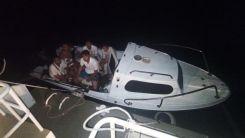 Tekneyle Yunanistan'a kaçmaya çalışan 6 FETÖ şüphelisi yakalandı
