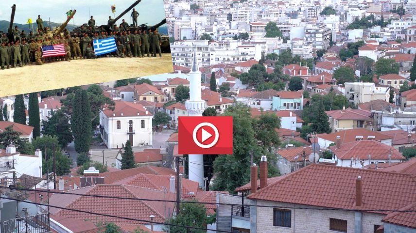 ABD'den yardım dilenen Yunanistan, Türk Azınlık haklarını çiğnemekten vazgeçmiyor