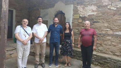 7 asırlık dergâhın kapıları, Türkiyeli misafirlere açılmadı