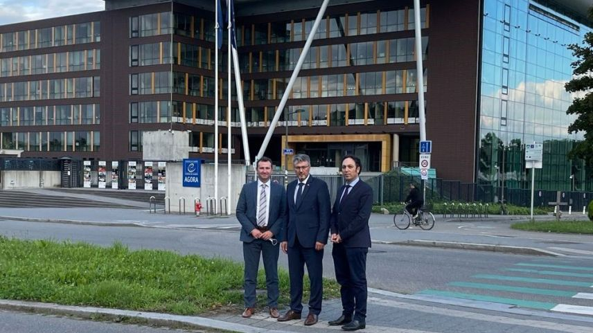 ABTTF'den Strazburg'a çalışma ziyareti