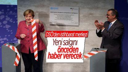 DSÖ'nün salgın istihbarat merkezi Almanya'da açıldı