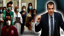 Aşı olmayan yaklaşık 7 bin sağlık çalışanı görevden uzaklaştırıldı