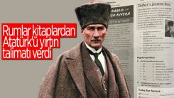 GKRY'de öğretmenlere 'Atatürk sayfasını yırtın' genelgesi