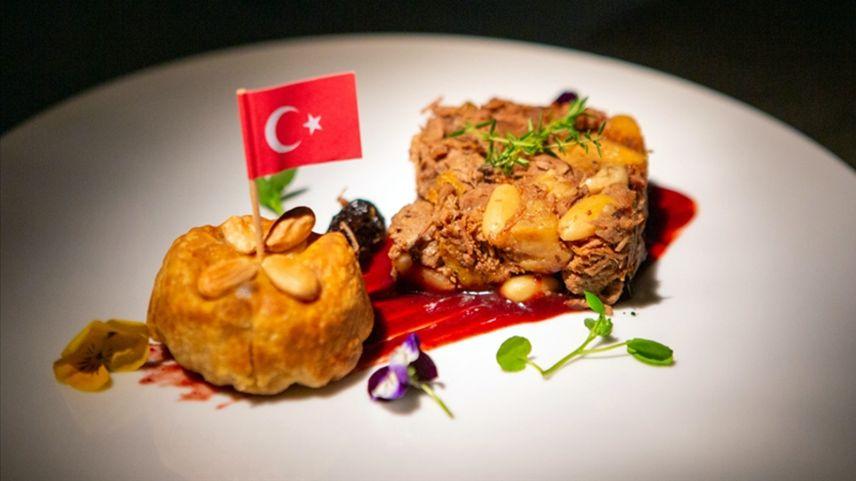 Brüksel'de Türk mutfağı tanıtıldı