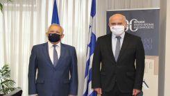 Rus Başkonsolos, Eyalet Başkanı Metios'u ziyaret etti