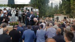 Merhum İskeçe Müftüsü Mehmet Emin Aga kabri başında anıldı