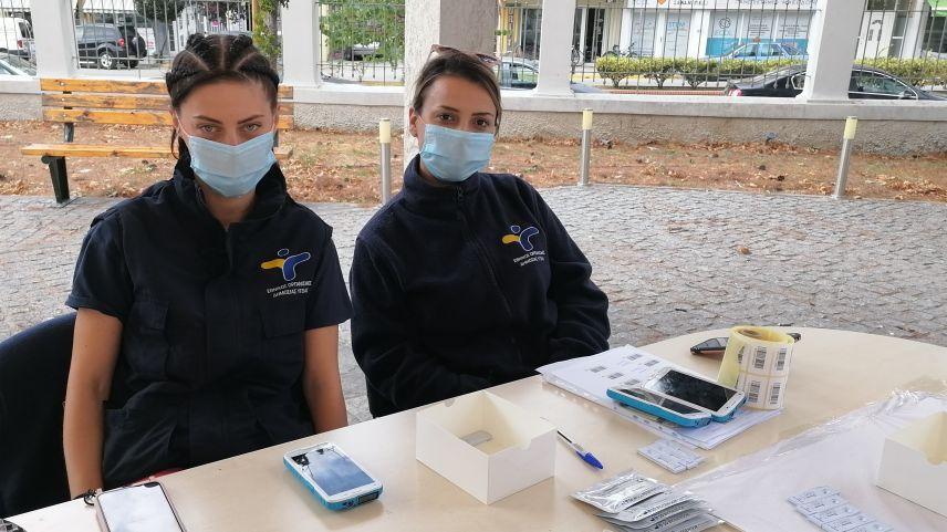 Gümülcine'de ücretsiz testler devam edecek ama aşılı olanlara