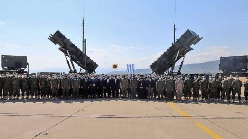 Yunanistan, Suudi Arabistan'a PATRIOT gönderdi