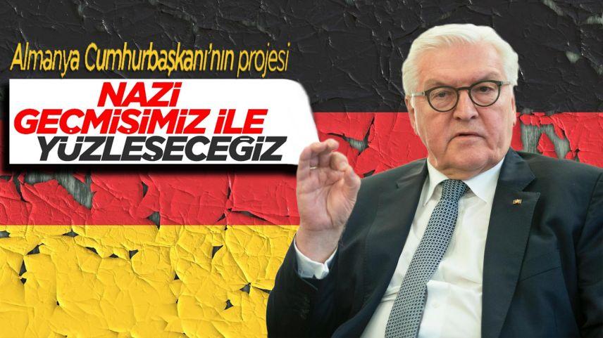 Almanya, Nazi geçmişini aydınlatmak üzere proje geliştirdi