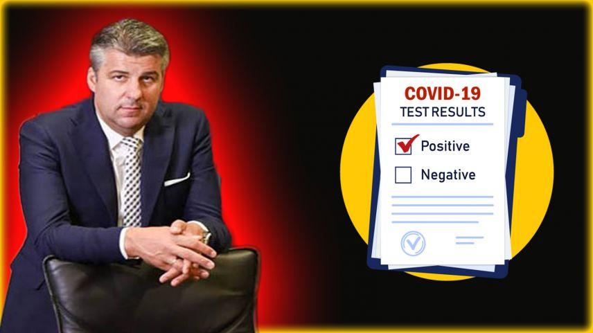 Hristos Topsidis koronavirüse yakalandı