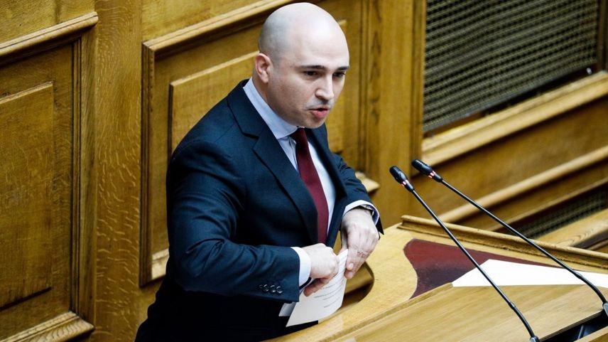 Anaokulunu hedef gösteren yabancı karşıtı vekil Bogdanos tepki çekti