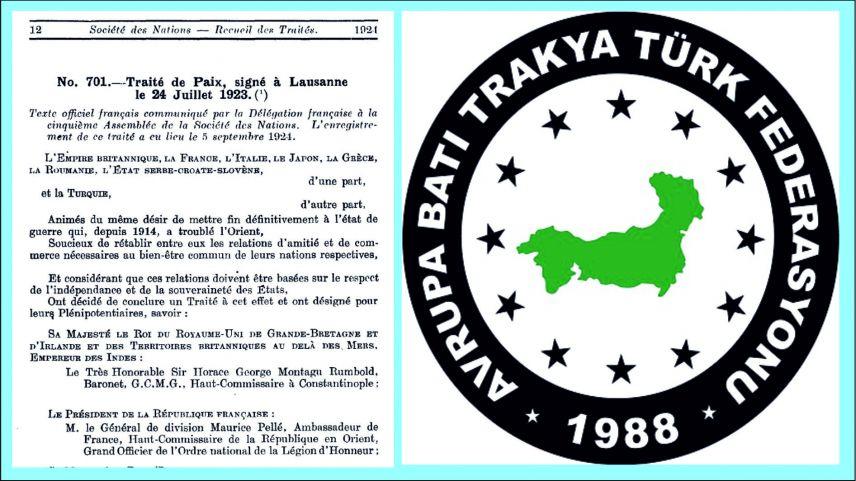 Επιστολή του ABTTF προς τις διεθνείς αρχές σχετικά με τον σφετερισμό των δικαιωμάτων και των ελευθεριών της Tουρκικής κοινότητας της Δυτικής Θράκης