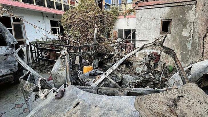 ABD Kabil'de düzenlediği saldırıda 10 sivilin öldüğünü kabul etti