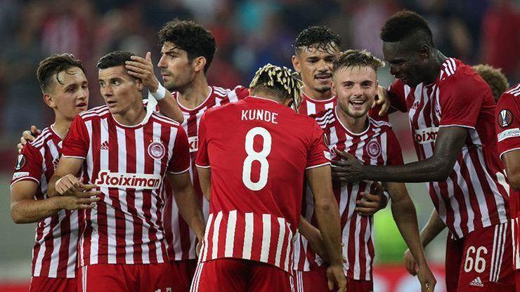 Olympiakos haftayı galibiyetle kapattı
