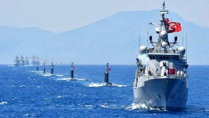Türkiye'den Yunanistan'ın NAVTEX'ine itiraz