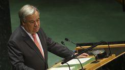 Guterres: Pandemi ve iklim krizi konusunda, tehlike çanlarını çalmak için buradayım