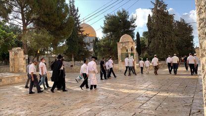 Uluslararası Kudüs Vakfı'ndan Mescid-i Aksa'yı baskınlara karşı savunma çağrısı