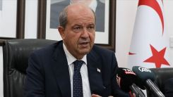 Tatar, Anastasiadis'in BM Genel Kurulu'ndaki konuşmasını eleştirdi