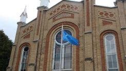 Kanada: Uygur Türkleri 148 yıllık kiliseyi satın alarak camiye çevirdi