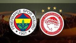 Fenerbahçe-Olympiakos maçını İspanyol hakem Hernandez yönetecek