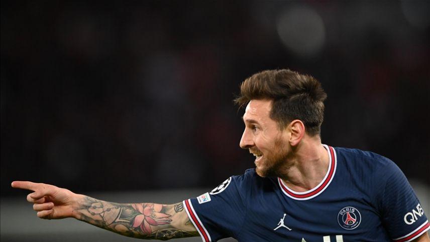 Messi, PSG formasıyla ilk golünü attı, Sheriff tarihi zafer elde etti